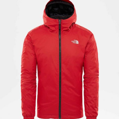 The North Face Mens Quest Insulated Waterproof Jacket